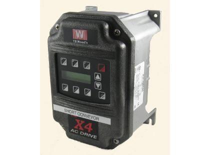 Woods X4C4002-OC AC Drive X series