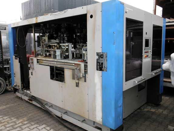 Krupp Blomax B111 Blowmoulding Machine