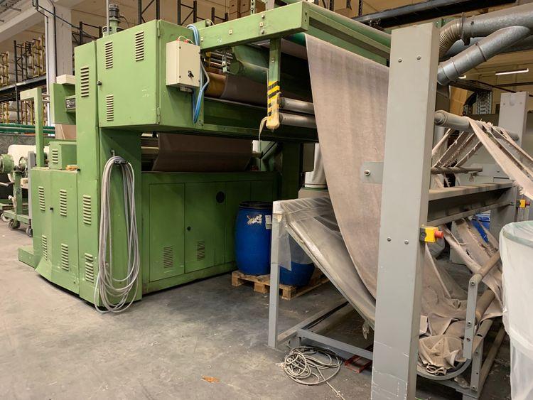 Sperotto rimar SM/1 220 Cm Emerizing machine