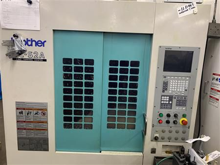 Brother TC-S2A Brother CNC-B00 3 Axis