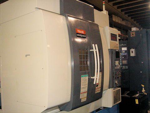 Mazak Variax 630-5X 5 Axis