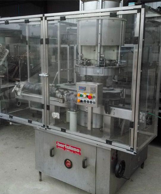 Bertolaso Automatic Corking Machine