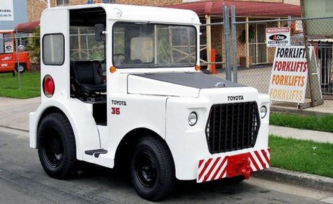 Toyota TG35 LPG (With Canopy)