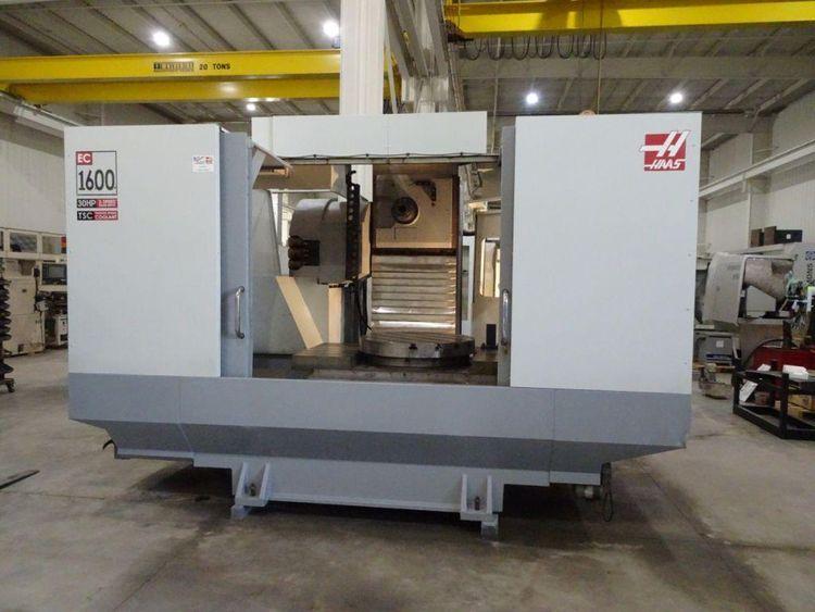 Haas EC-1600 4X - Horizontal Machining Centers 4 Axis