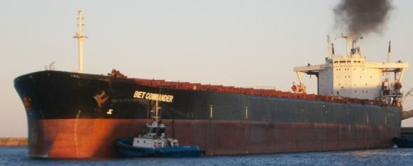 China Shipbuilding Capesize Gearless Bulk Carrier 149,507 DWT ON 17.33M DRAFT