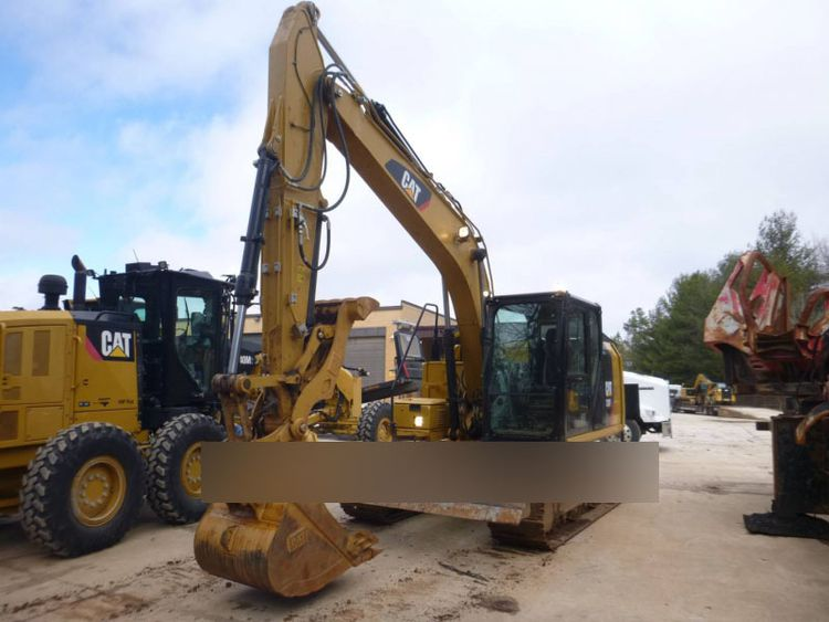 Caterpillar 313FL THBL Tracked Excavator