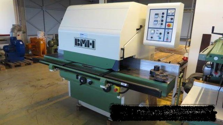 BMH UN.IFM, Spindle moulder