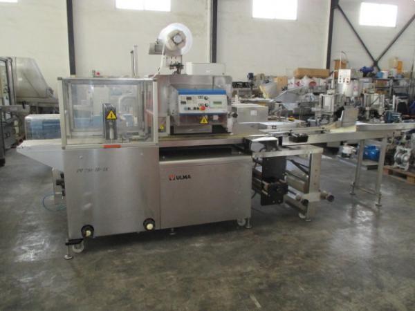 Ulma pv-350-sp-i-x  flowpack Machine