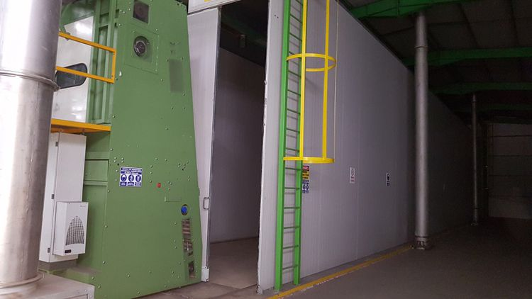 Ommi Blending Plant - 4.000 kg/hr Blending line with two blending bins complete with filling system