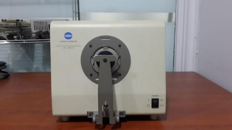 Konica MINOLTA CM-3600D SPECTROPHOTOMETER
