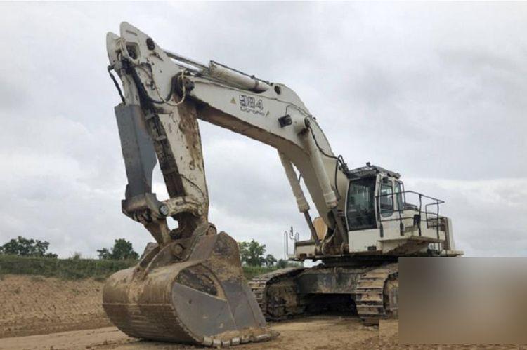 Liebherr R 984 Tracked excavator