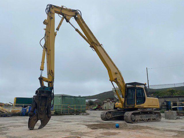 Komatsu PC230-6E (high reach) Crawler excavators