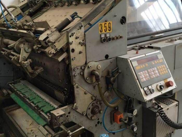 Horauf BDM 60, Case-Binding machine