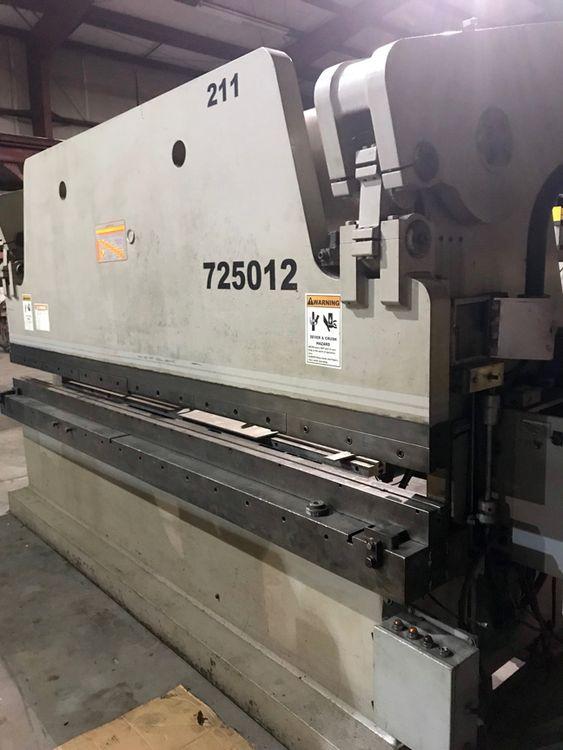 Accurpress 250 Ton x 12' Hydraulic Press Brake  725012 250 Ton