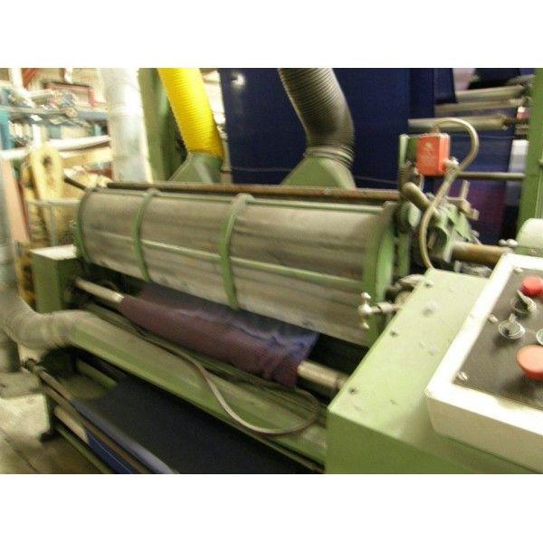 James Bailey Shearing machine