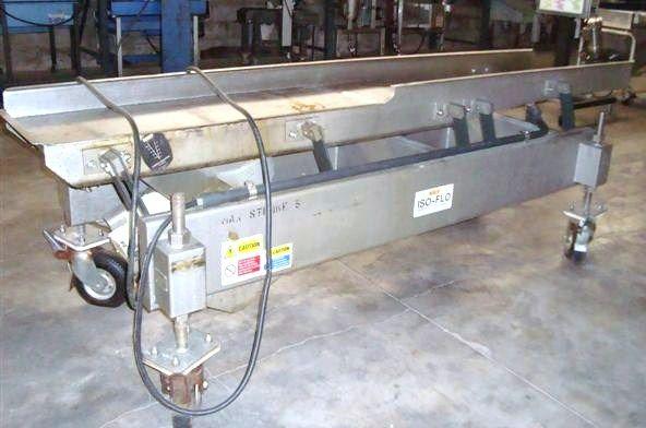 Key 429651-1 , Iso Flo vibratory feeder