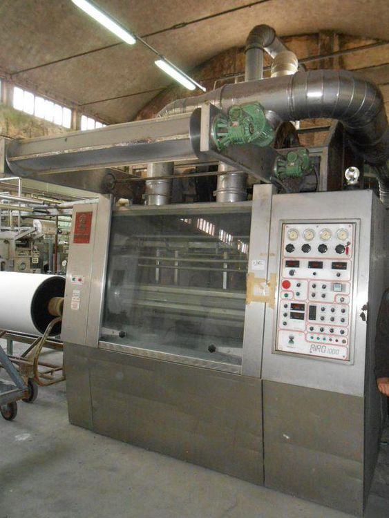 Biancalani Airo 1000  For dry and wet