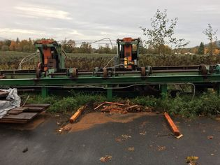TWO (2) SAW HULA TRIMMER