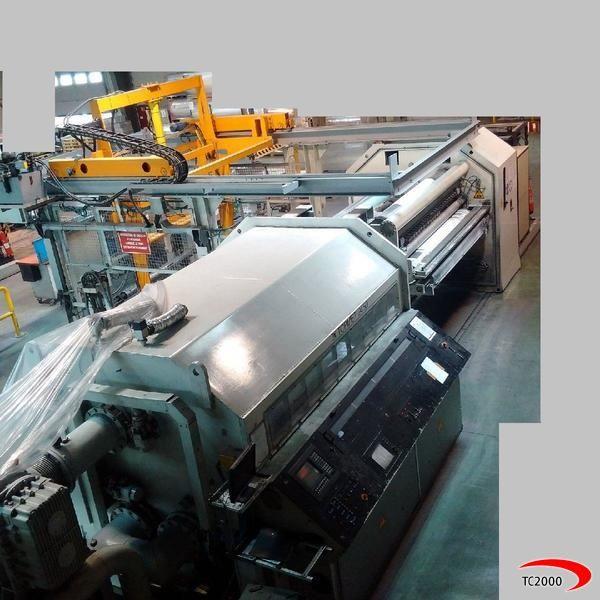 Leyboldt TOPMET 2450 C, Vacuum metallizer