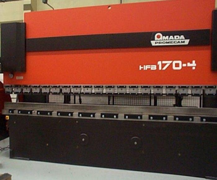Amada HFB 170-4 170 Ton