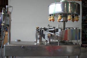Cherry Burrell KG-10, Rotary Filler