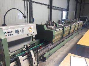 MULLER MARTINI Bravo T Saddle Stitching Machine