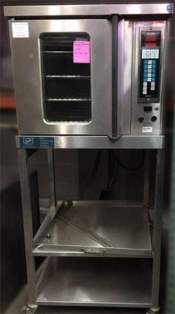 Duke IM-2000 Half Size Convection Oven