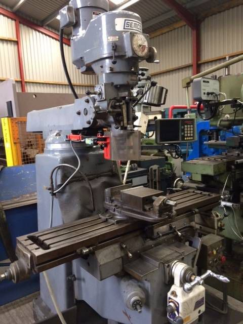 Semco vertical 3750 rpm