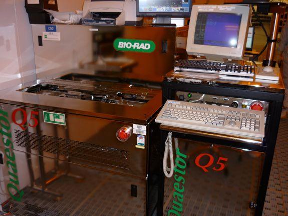 Accent Optical, Bio-Rad Q5
