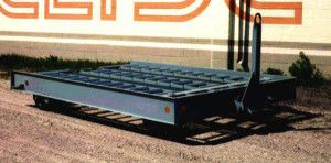 AD2060 Cargo Pallet Dollies