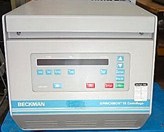 Beckman Spinchron 15R, Table Top Centrifuge