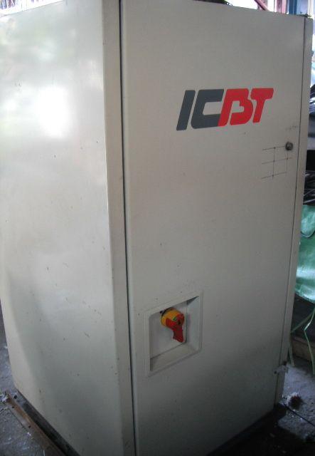 Icbt 300E PIRN WINDER 60 spindles bobbin size 420mm