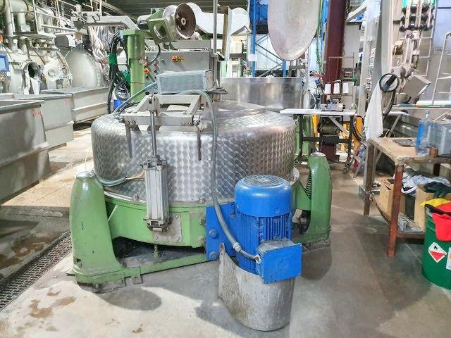 Benguerel centrifugal hydro Extractor