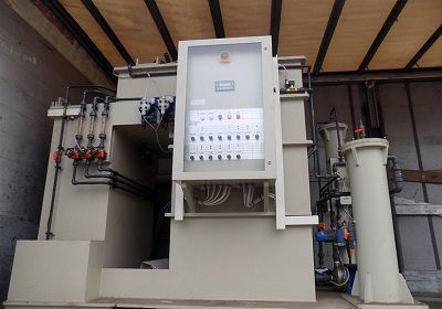 Others Water Cleaning Treatment Unit