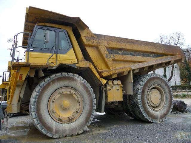 Komatsu HD 785-3 Rigid Dump Truck
