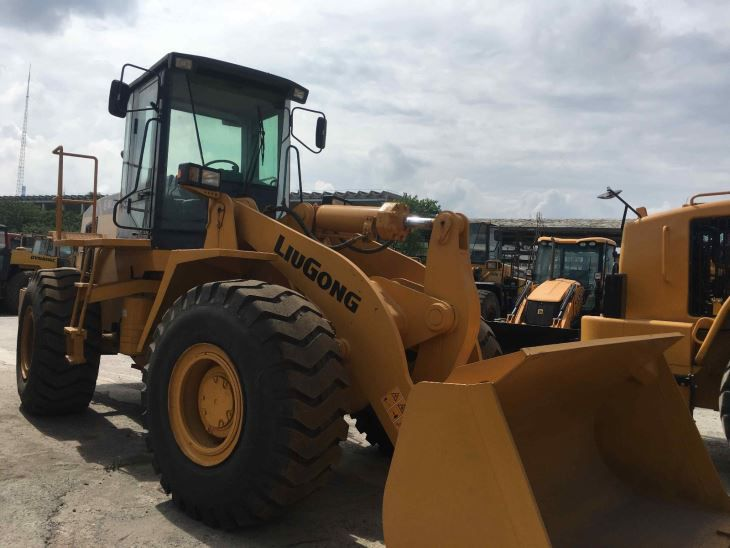 LiuGong ZL50CN Wheel Loader