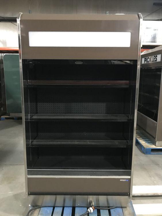 Hill Phoenix Q4724TM Deck Display Case Cooler