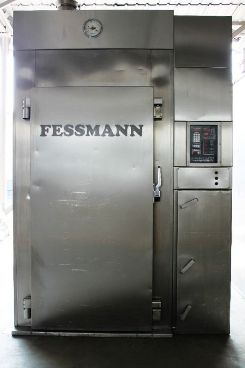 Fessmann T 3000 - 2W/MC2/steam Cooking-Smoking