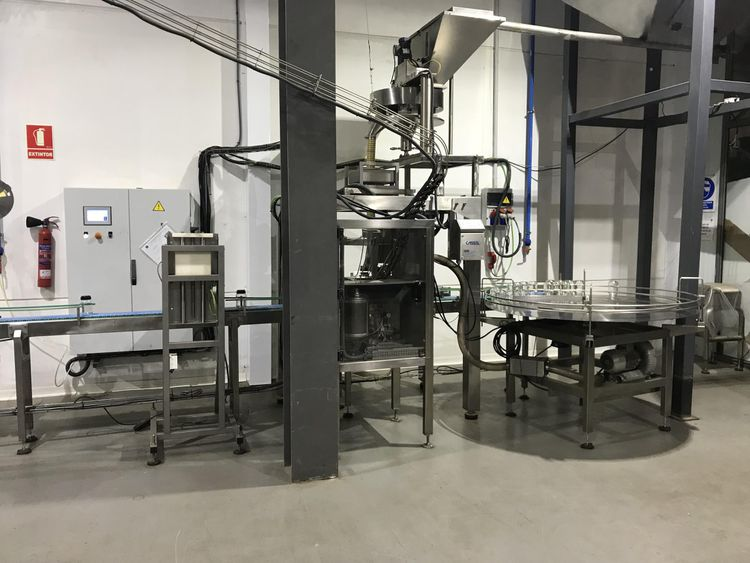 Others Super Seal Weighing and packaging line