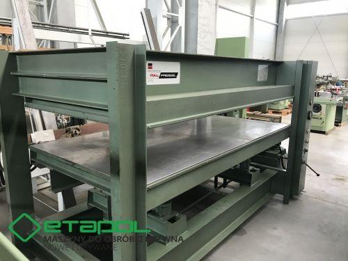 Italpresse Hydraulic Press
