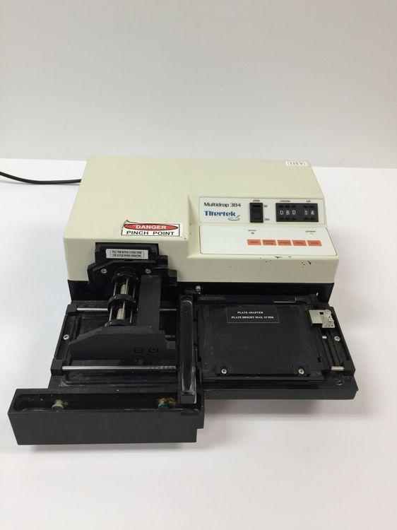 Titertek Multidrop 384 Microplate Dispenser