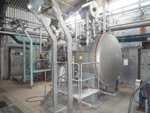 Tecninox Rotostream 150 Kg Jet Dye Machine