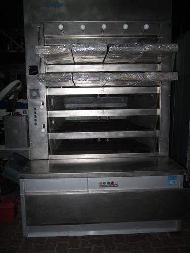 Winkler Columbus 10 m² deck oven
