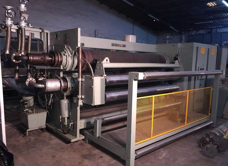 Kusters 413.40 250 Cm Thermobonding Calender