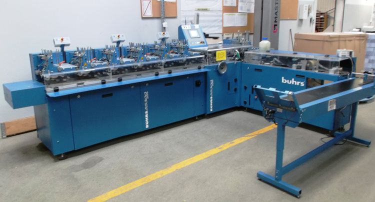Buhrs, W & D (Winkler & Dunnebier) BB300 10K
