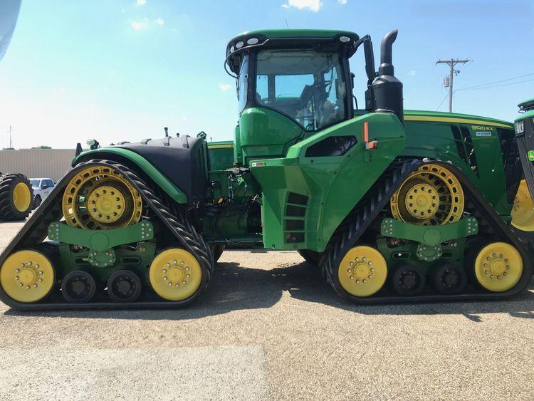 John Deere 9520RX Track tractor