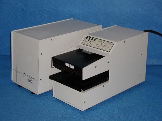 Dynatech UltarWash II With Vacuum Pressure Unit