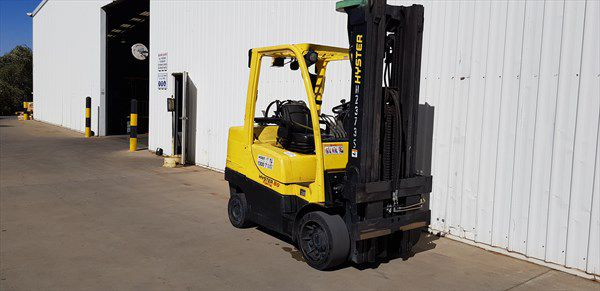 Hyster S80FT 2010 3500 kg
