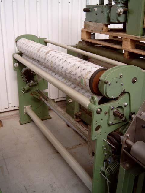 Kusters 225.21 / 1800, Intermediate squeezer