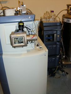 Waters QTOF Premier Micromass ZQ